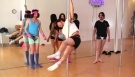 Pole Dance with Sienna Spalding