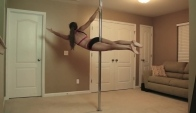 Pole Dancing to Sia