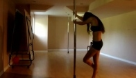 Poledance to Skinny Love by Birdy