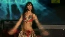 Queen of the Pyramid Belly dancer