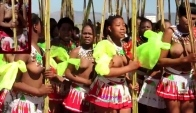 Reed Dance Ceremony - Zulu dance