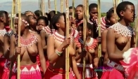 Reed Dance Ceremony in Africa