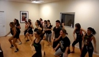Samba Axe class in Houston Texas