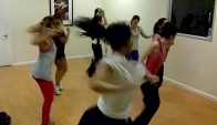 Samba Axe class with Ld Dance Company