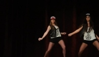 Sandra Danho and Louise Sandstrm Dancehall Choreography