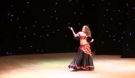 Show Belly dance - Gypsy stylization