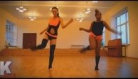 Stylish Moves with Lena and Latonya Dancehall Sex Appeal
