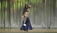 Superb Hot Sensational Arabic Belly Dance Alex Delora