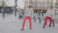 Sway'z and WilLy Fly Away Skps Films Dancehall Choreography