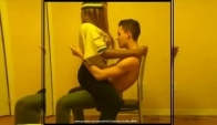 Sxy ht lap dance with boty shaking twerk