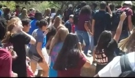 Texas A and M Wobble Flash Mob - Official Video