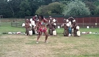 The Mighty Zulu Nation Dance Troupe - Africa Alive