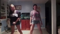 The Wobble Dance in room