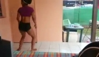 This Girls Must Be Crazy Fantastic  Twerking Twerk Dance