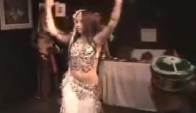 Tribal Fusion Belly dance Solo