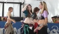 Tulsa Gypsy Fire Belly Dance Okt circle