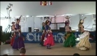 Tulsa Gypsy Fire Belly Dances at Oktoberfest