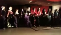 Turkish Gypsy Dance with students
