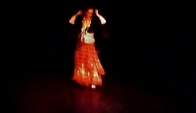 Turkish gypsy Belly dance instruction - Belly dance