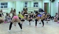 Twerk booty dance by Keat Mel Open lesson with my girls