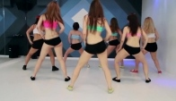 Twerk choreo by Shoshina Katerina  Buzz Trillington - Down on me
