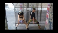 Twerk it Chile LeOna Dancehall Queen Ft Mati Kller Work