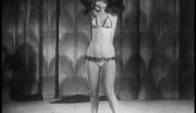 Vintage Burlesque Dance of Desire