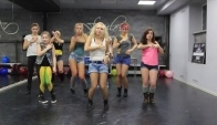 Vybz Kartel - freaky gal pt choreography by D Fraules