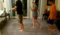 Wobble Line Dance Instructional 2011