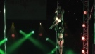 World Pole Dance - Lisette Krol and Terri Walsh