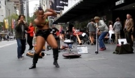 Wow Latonya Style - Dancing in the Streets of Australia