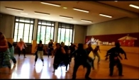 Yaye Dib Family Sabar Dance Workshop Geneva