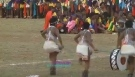Zulu Reed Dance Ceremony Clip