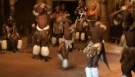 Zulu dance part - Zulu dance - Indlamu