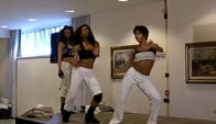 Latin girls - Reggaeton Dancers